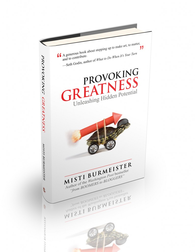 Provoking Greatness by Misti Burmeister
