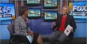 Misti FOX45 Interview