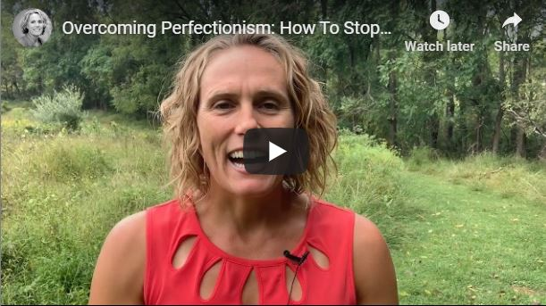 Overcoming Perfectionism: How To Stop Holding Yourself Back