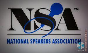 National Speakers Association Logo