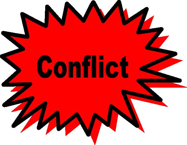 Red Conflict Blast