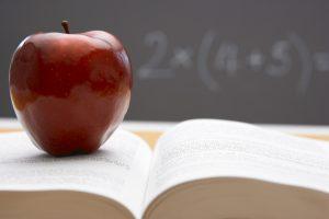 apple-on-open-book