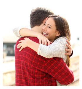 Couple-Hugging-Hello