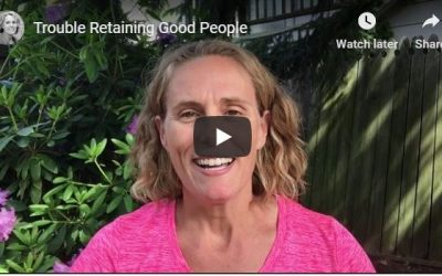 Retaining Good People: 4 Key Steps