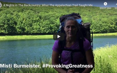 4 Nights in The Backcountry: What The Appalachian Trail Taught Me